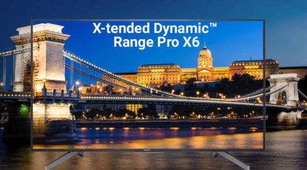 X-tended Dynamic Range Pro 6X
