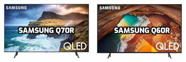 Samsung Q70R vs Q60R Review – SIde by Side Comparison