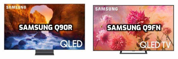 Samsung Q90R Q90 vs Q9FN rEVIEW