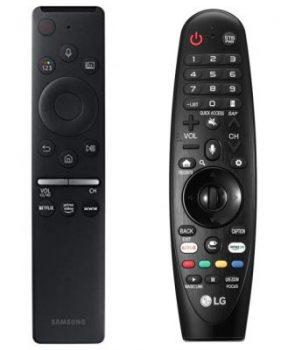 Samsung Remote vs LG MagiC Remote