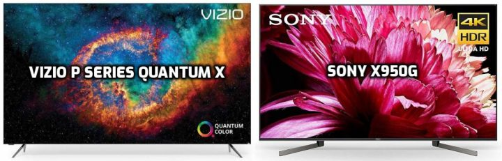 Vizio P Series Quantum X vs Sony X950G Review