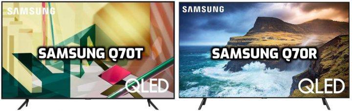 Samsung Q70T vs Q70R Review