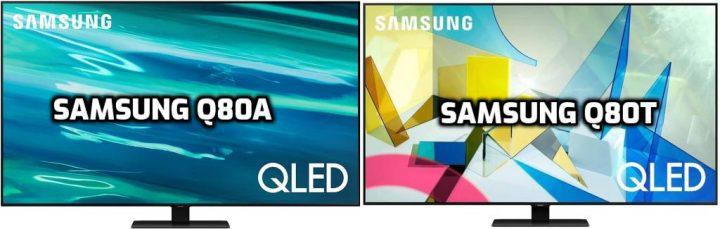 Samsung Q80A vs Q80T Review